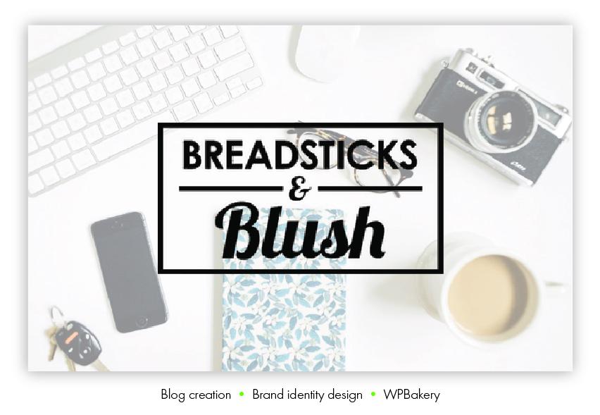 Blog - Breadsticks & Blush